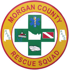 The Morgan County Rescue Squad