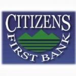 Citizens First Bank Blue