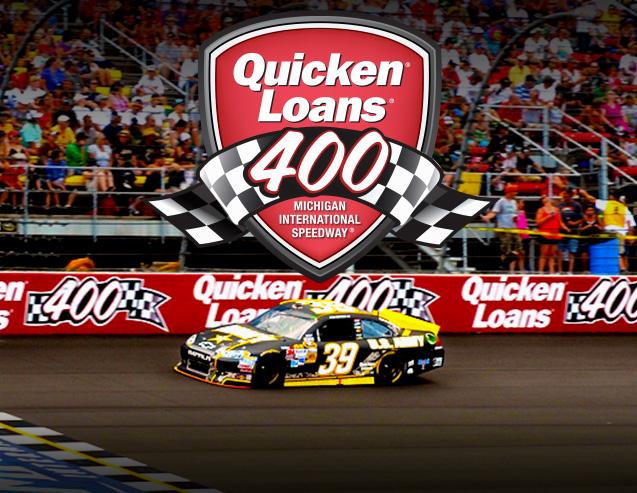 Quicken Loans 400 Logo - WECO Radio