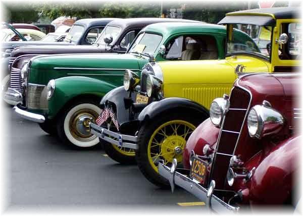 Manhattan Ks Car Show