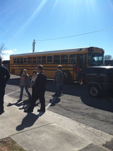 BREAKING NEWS - Students Evacuated at WCHS Because of Bomb Threat