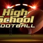 High School Football Logo
