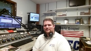 Dustin Bonham - Solid Gospel Morning DJ / Sales Associate - WECO Staff
