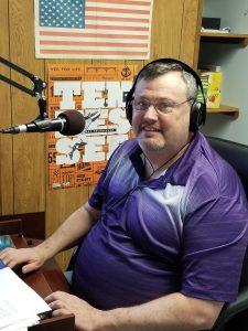 Goose Lindsay - News Director/Trade Time Host