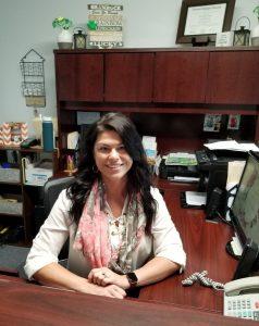 Kristen Knight - Office Manager