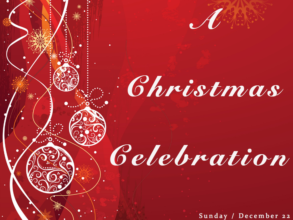 an essay about christmas celebration