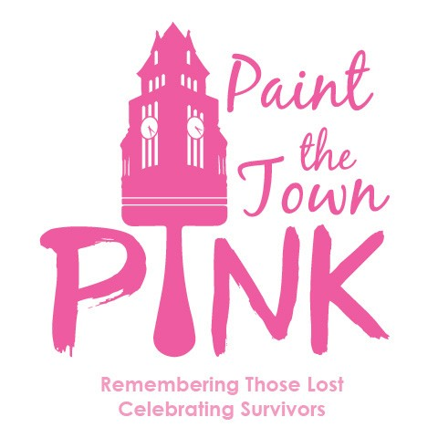 Paint The Town Pink Logo Weco Radio